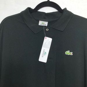 Lacoste classic shirt sleeve polo shirt